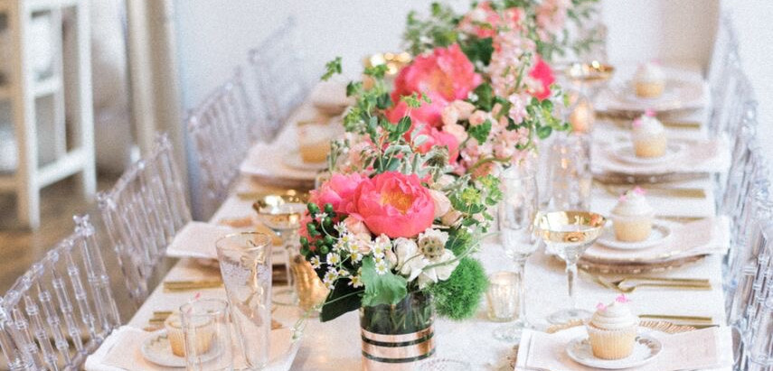 STYLED PINK: BLUSH PARTY