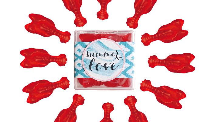 Summer Love Confection Cube