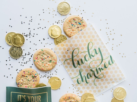 LUCKY CHARM TREAT BAGS
