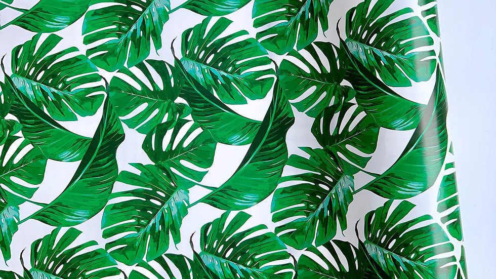 Palm Party Table Runner