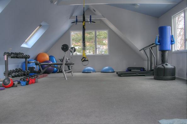 tree top gym studio, personal training