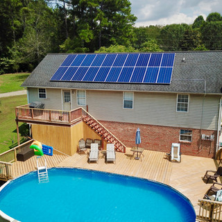 7.5 kW Solar System in Cleveland TN