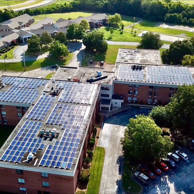 500 kW System at Mature Care Center.