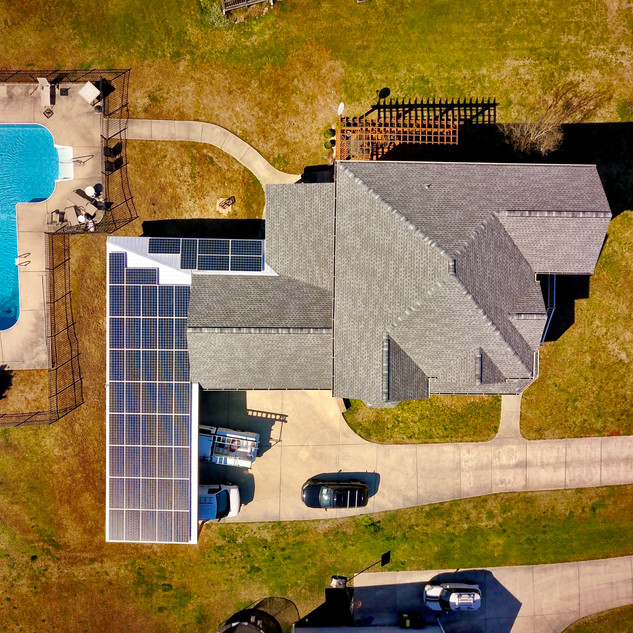 15 kW Solar Carport at Atkinson Family H