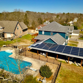 15 kW Solar System for the Atkinson Family