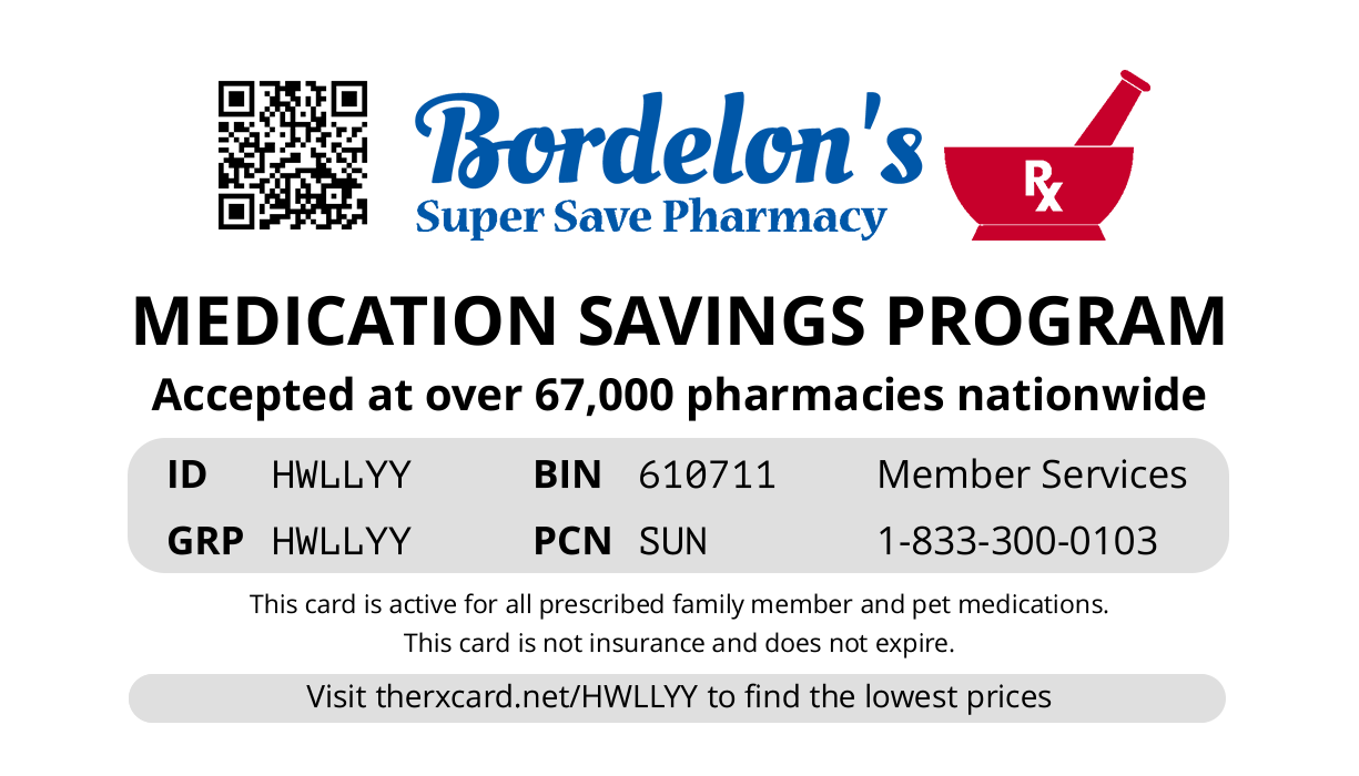 Bordelon Rx