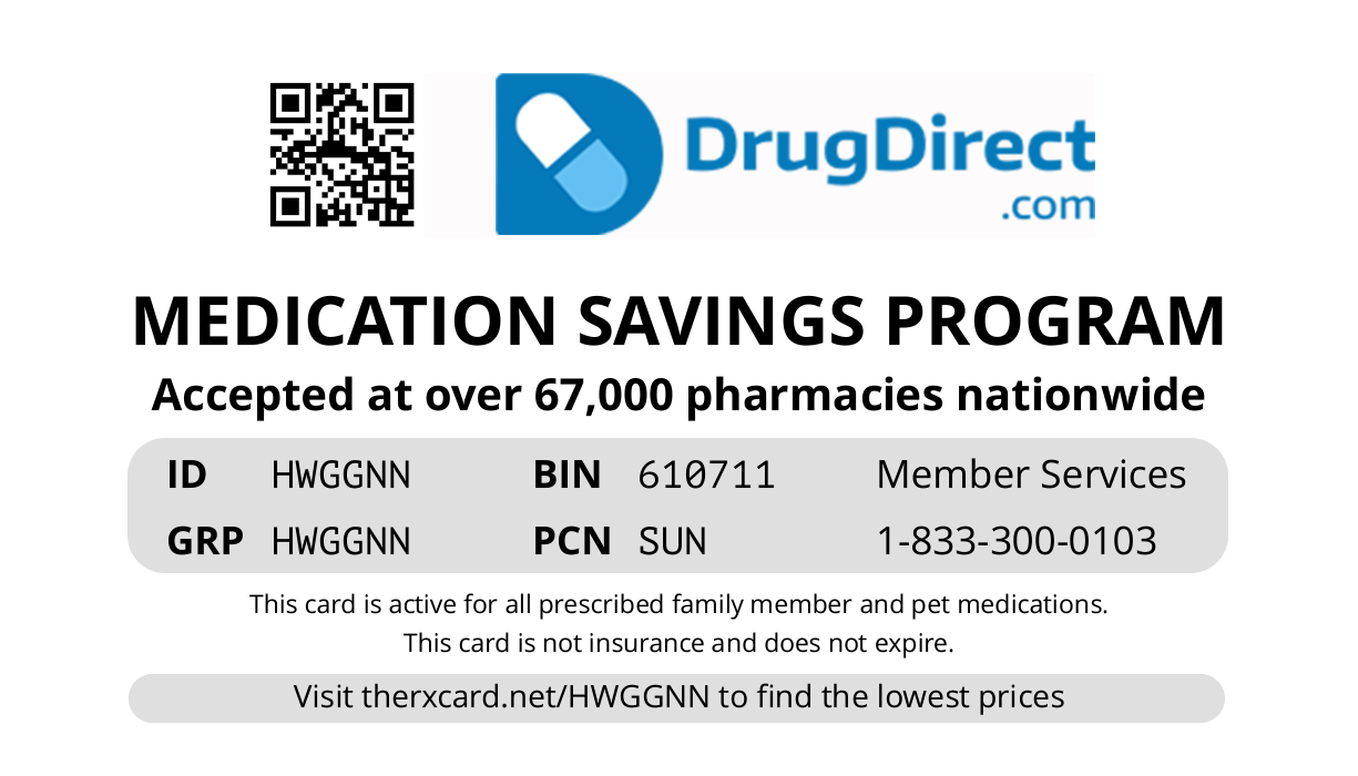 DrugDirect Card