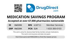 DrugDirect Card