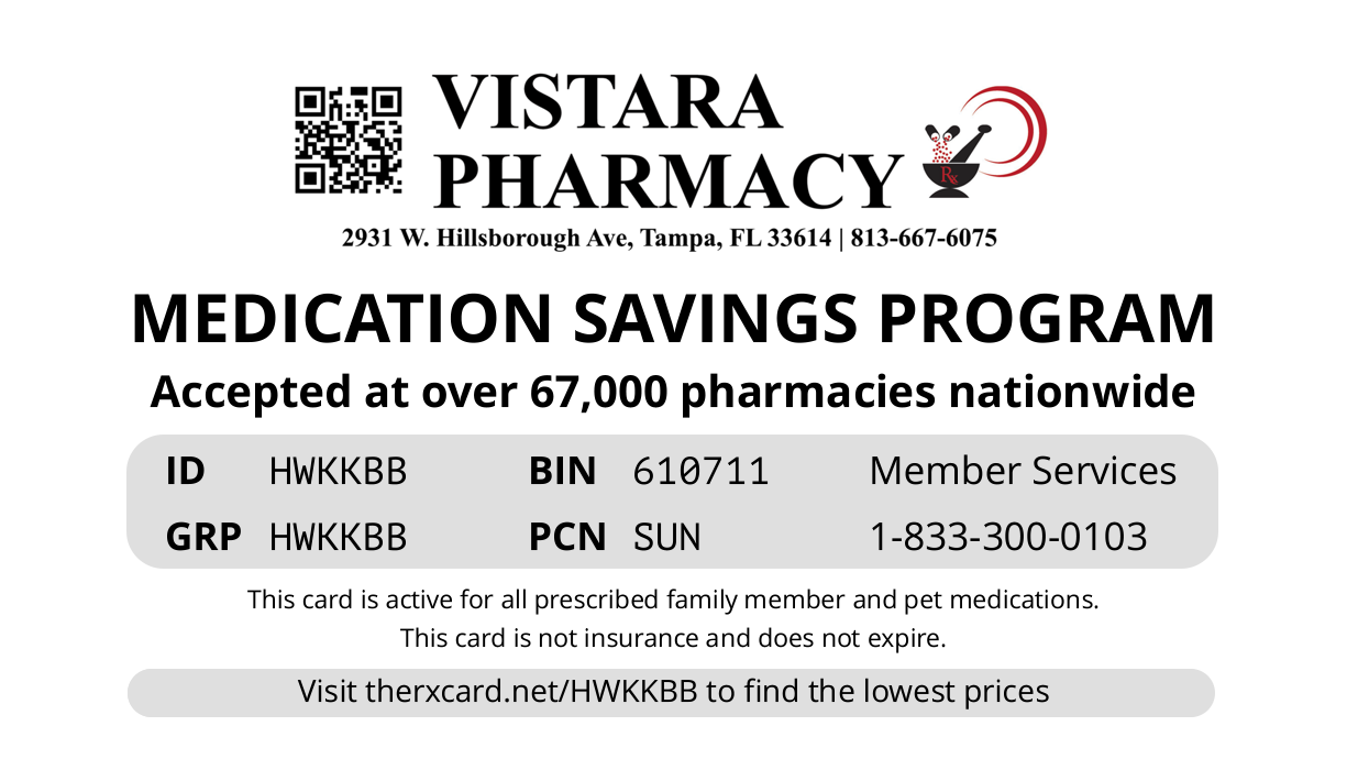 Vistara Pharmacy