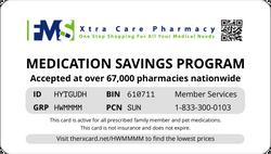 Xtra Care Pharm NY