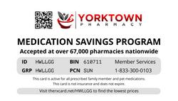Yorktown card