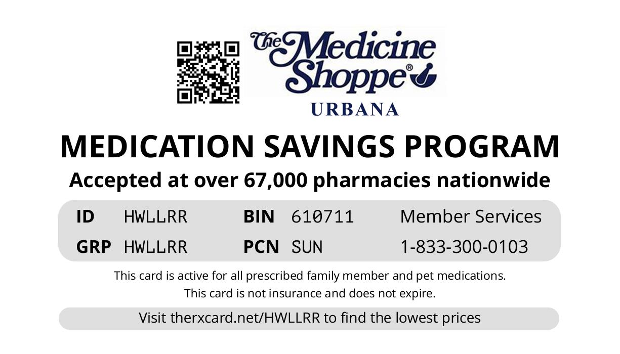 Medicine Shoppe Urbana