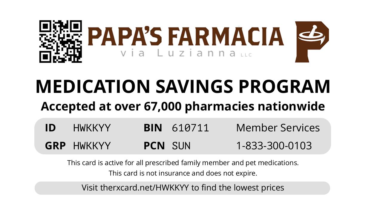 Papa Farmacia