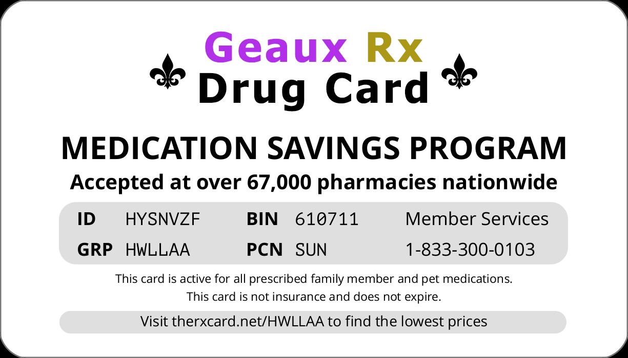 MULA RX CARD