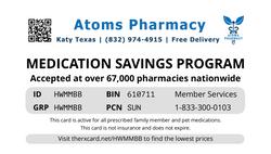 Atoms Pharmacy