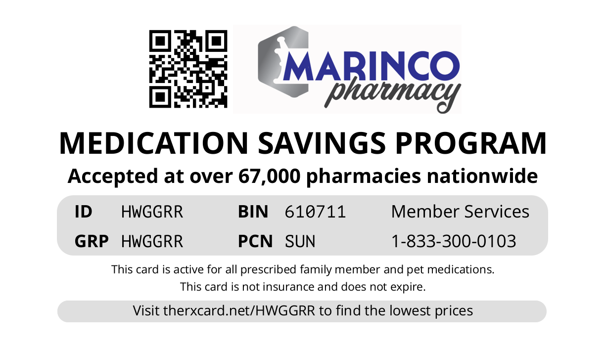 Marinco Card