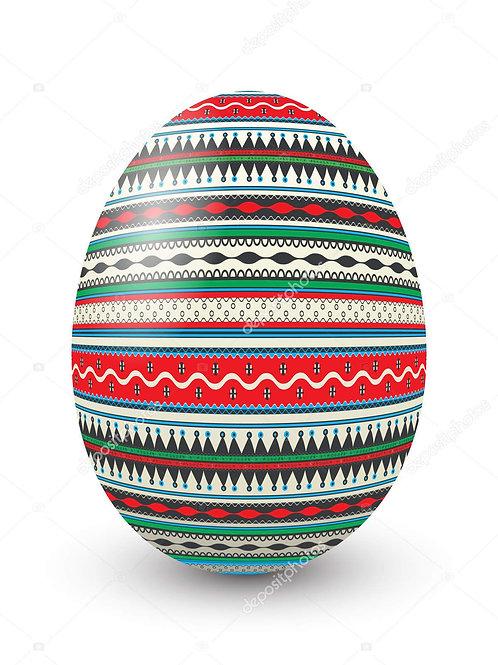 Пасхальное яйцо!