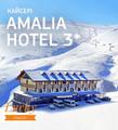 Amalia Hotel 3* отель с изюминкой!Горнолыжная Турция БЕЗ ПЦР ТЕСТА!
