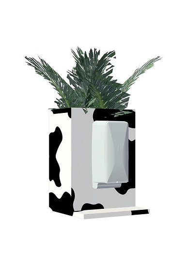 Automatische dispenser tafelmodel Cow