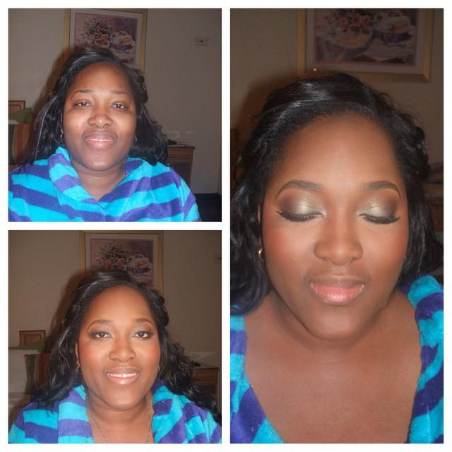#maidofhonourmakeup #nadzmakeup #makeupartistinjamaica #jamaicanmakeupartist