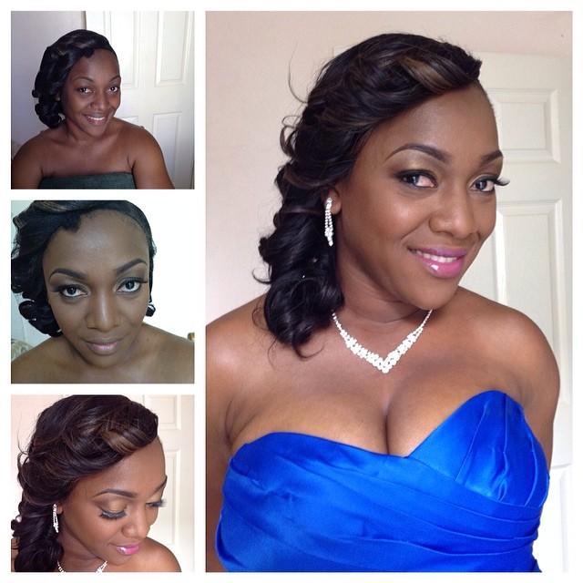 #bridalmakeup #beforeandafter #makeupartistinjamaica #nadzmakeup