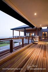 Decor Decks CC | Timber Decks | Timber Decking in South Africa | Gallery | Balustrade