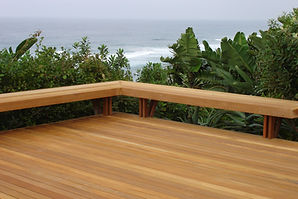 Decor Decks CC | Timber Decks | Timber Decking in South Africa | Gallery | Benches