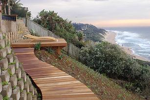 Decor Decks CC | Timber Decks | Timber Decking in South Africa | Gallery | Stairs/walkways