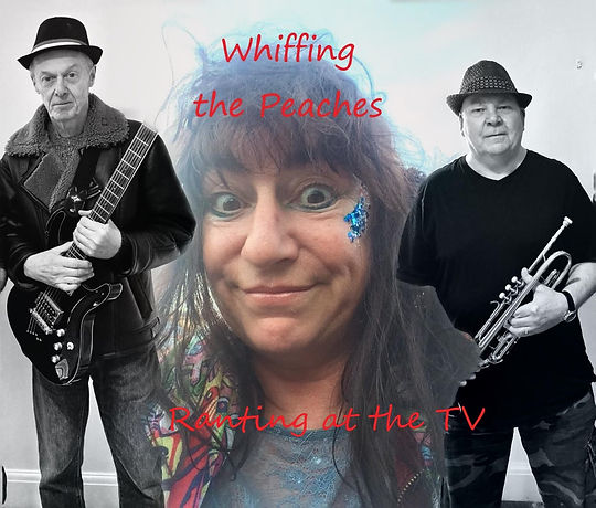 Whiffing the Peaches - Ranting at the TV