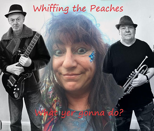 Whiffing the Peaches - What yer gonna do?