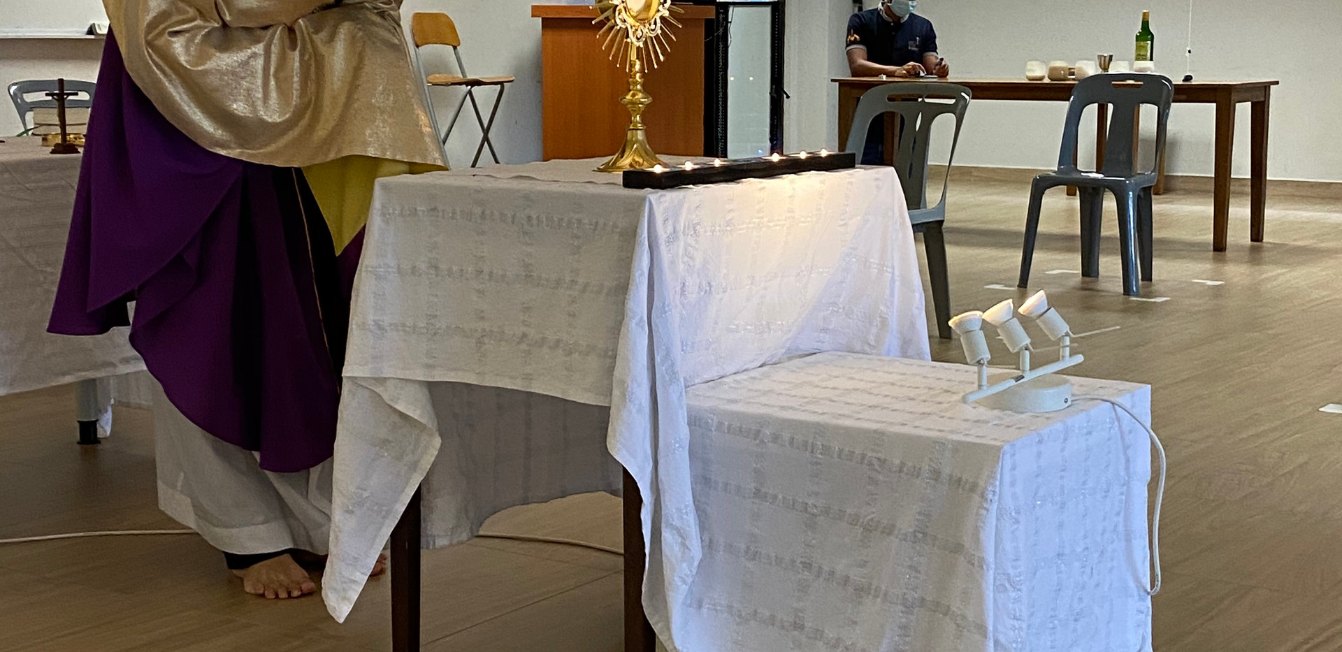 Images from our Jubilee Prayerthon