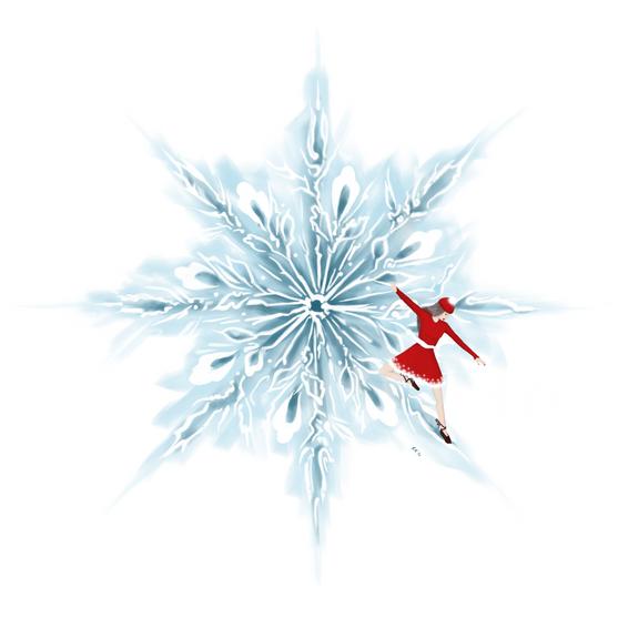 Snowflake ride
