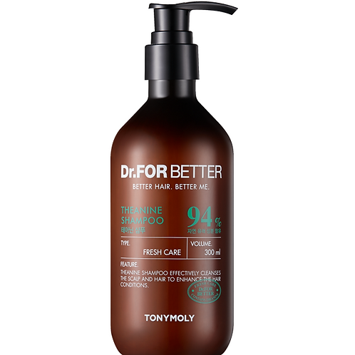 Dr. For Better Theanine Shampoo