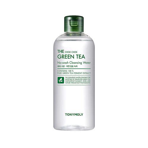 The Chok Chok Green Tea Cleansing Water
