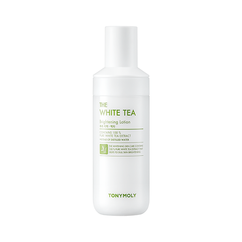 The White Tea Brightening Lotion