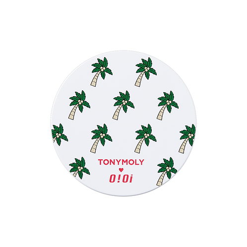 TONYMOLY x O!Oi The White Tea Mild Sun Cushion