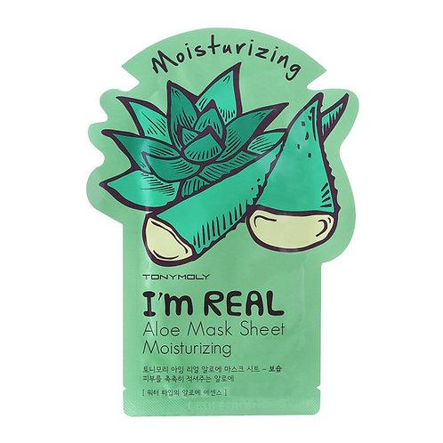 ( 10PCS) I AM ALOE MASK SHEET-MOISTURIZING