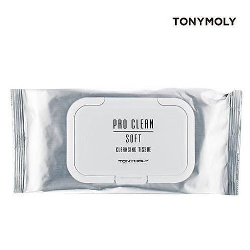 Pro Clean Soft Cleansing Tissue - 50