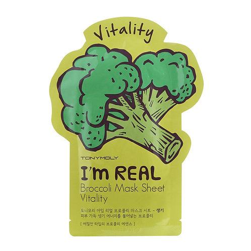 ( 10PCS) I AM TEA TREE MASK SHEET - CALMING