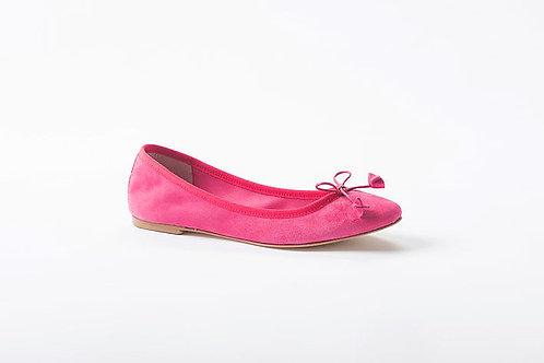 Audrey Pink Wildleder