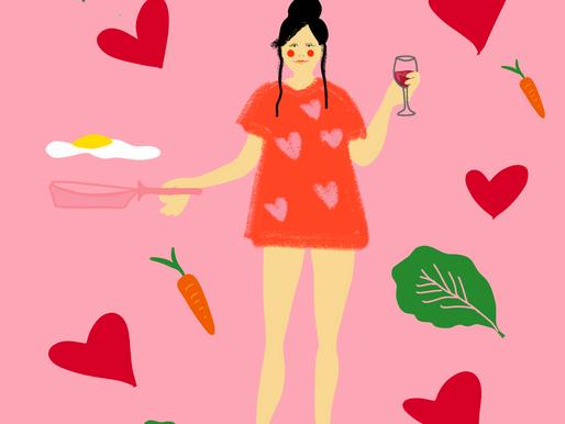 como a quarentena mudou minha relação com a cozinha
