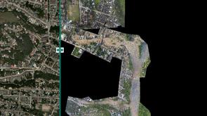 Mapas de Mocoa (Colombia), generados a partir de #OpenStreetMap