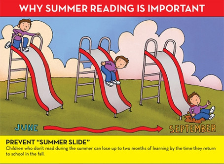 5 Ways to Fight The Summer Slide