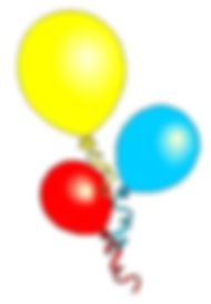 Balloons, parties, party, fun, children