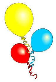 Balloons, parties, party, fun, children