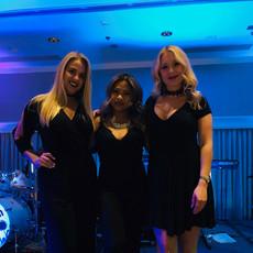 Olivia, Cherry, and Daavia!  OCD :-)