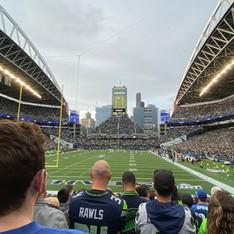 Seahawks show at Centurlink Field