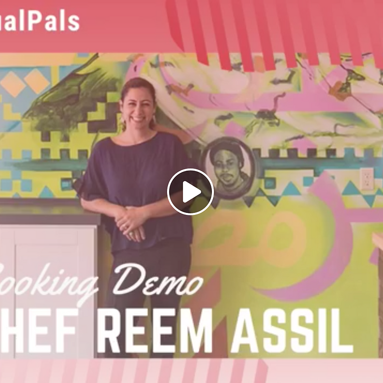 Toronto Palestine Film Festival: Shorbat Freekeh with Reem Assil