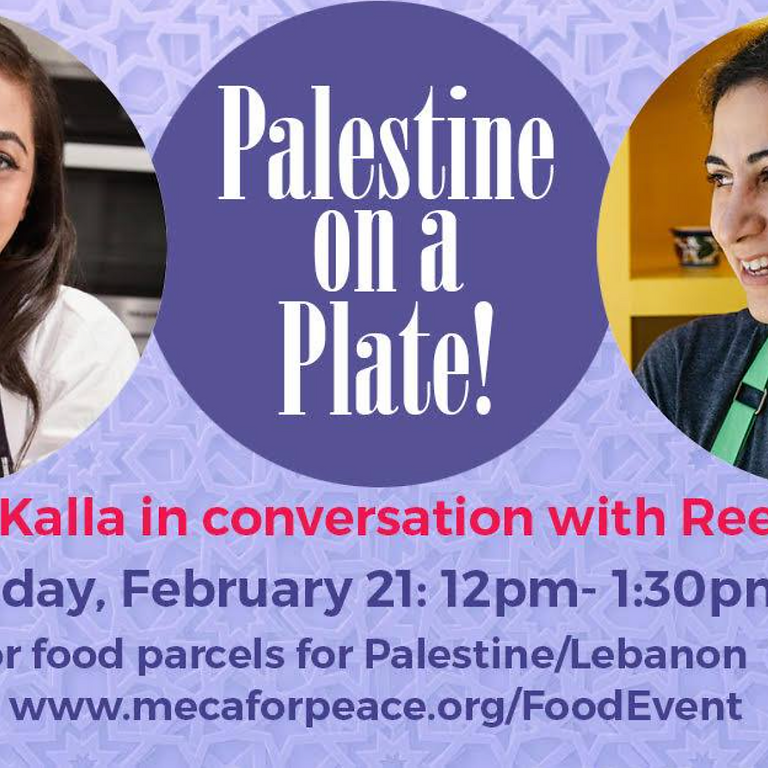 Middle Eastern Children's Alliance: Palestine on a Plate!