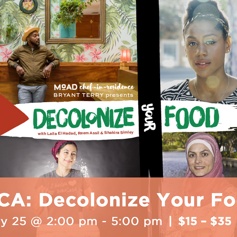 Museum of African Diaspora Decolonize Your Food